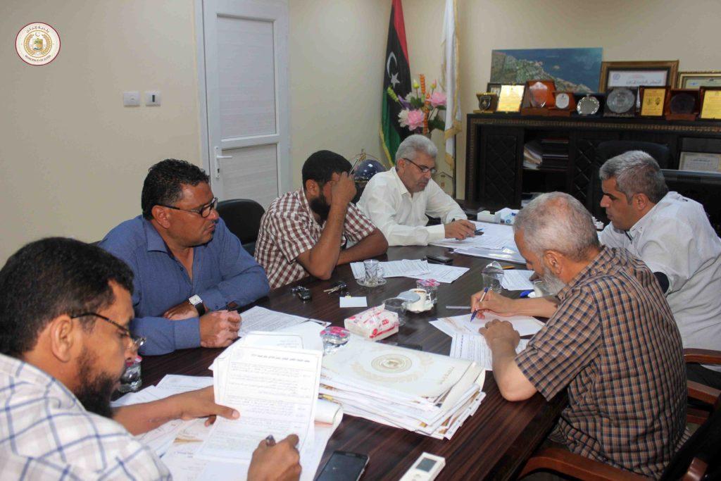إجتماع المجلس البلدي التاسع عشر للعام الحالي